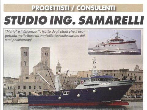 il battelliere studio navale samarelli 2011